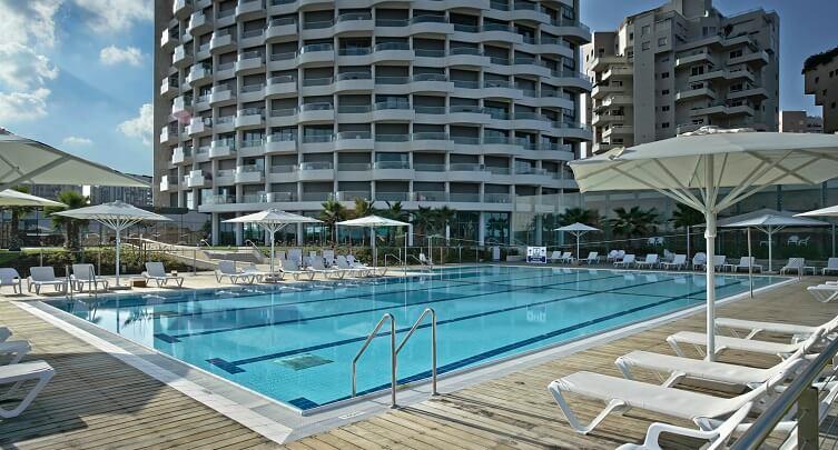Pool West Tel Aviv