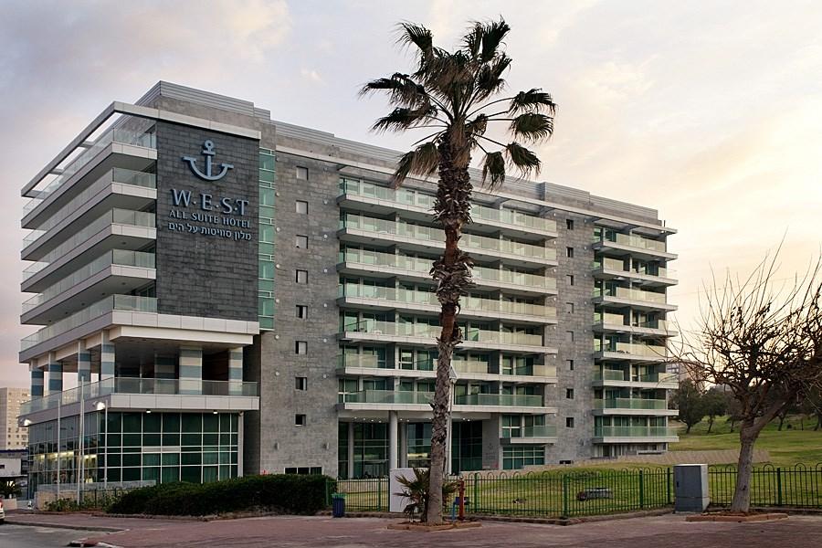 West All Suite Boutique Ashdod