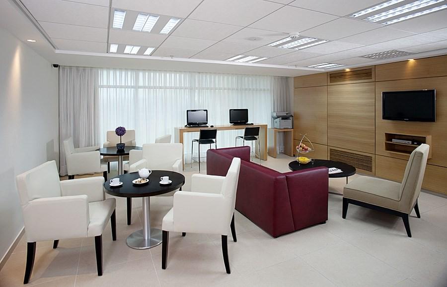 West All Suite Boutique Ashdod Business Lounge
