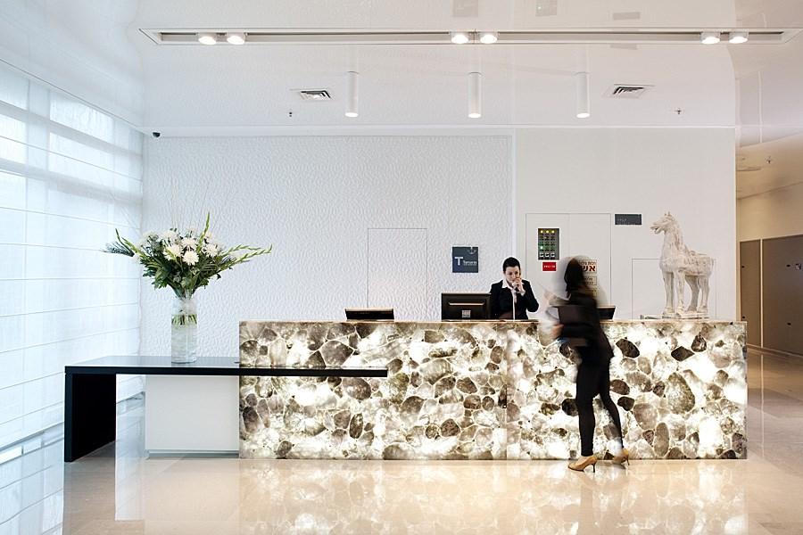 West All Suite Boutique Ashdod Reception