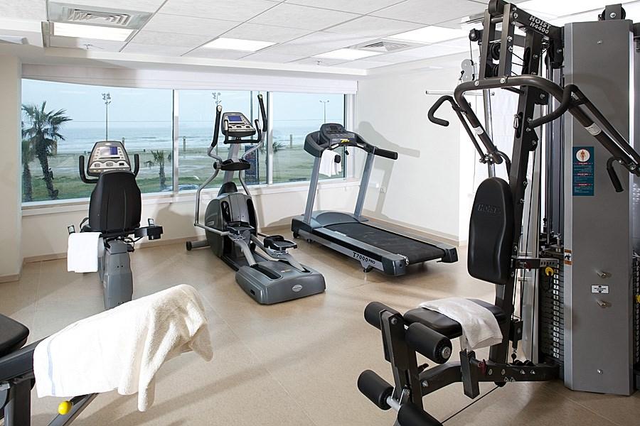 West All Suite Boutique Ashdod Gym